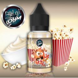 Arôme concentré Creamy Pop - Belgi'Ohm
