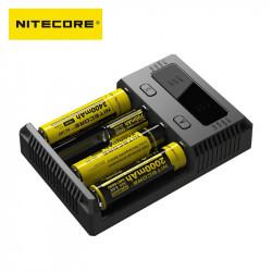 Chargeur accus New i4 Nitecore