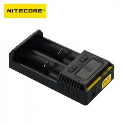 Chargeur accus New i2 Nitecore
