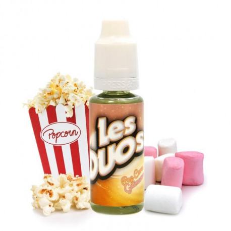 Arôme concentré Popcorn Guimauve 20 ml - Les Duos