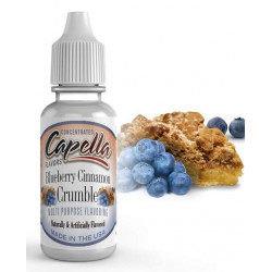 Arôme Blueberry Cinnamon Crumble Flavor 10ml - Capella