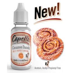 Arôme Cinnamon Danish Swirl V2 Flavor 10 ml - Capella