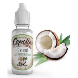 Arôme Coconut Flavor 10 ml Capella pour liquide DIY