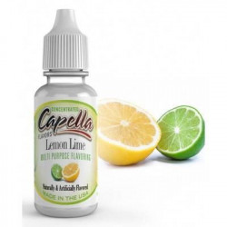 Arôme Lemon Lime Flavor 10ml - Capella