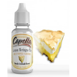 Arôme Lemon Meringue Pie  Flavor 10 ml - Capella