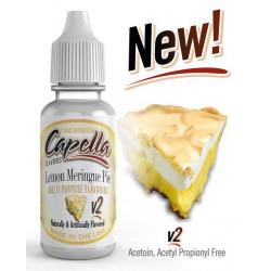 Arôme Lemon Meringue Pie v2 Flavor 10ml - Capella
