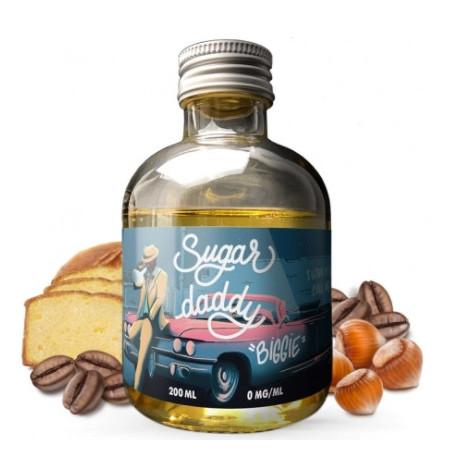 E-liquide Sugar Daddy Biggie 200 ml Big Papa
