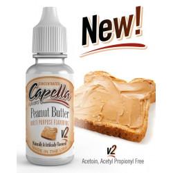 Arôme Peanut Butter v2 Flavor 10 ml - Capella