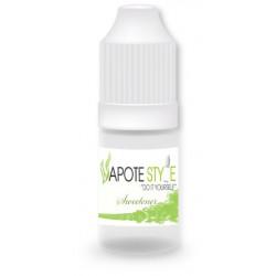 Additif sweetener zéro sucralose