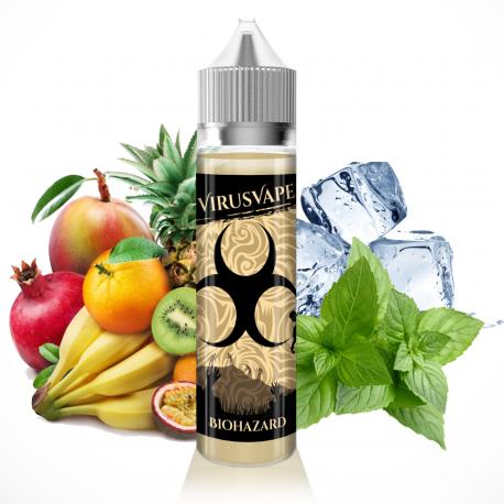 E-liquide Biohazard 50 ml - Virus Vape