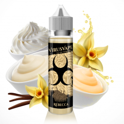 E-liquide Rebecca 50 ml - Virus Vape