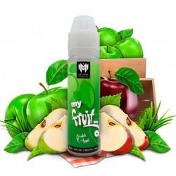 E-liquide Double apple 50 ml - My fruit mix