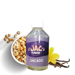 E-liquide Chicago 200 ml - Jac Flavor