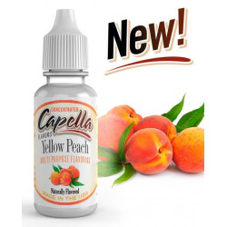 Arôme Yellow Peach Flavor 10ml - Capella