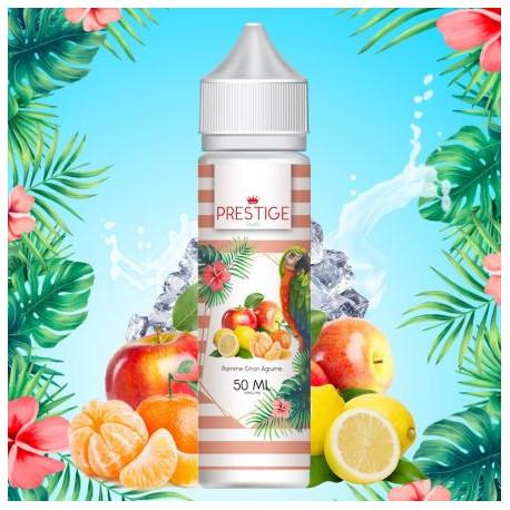 E-liquide Pomme, Citron, Agrumes 50ml Prestige Fruits