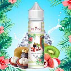 E-liquide Mangoustan Litchi Kiwi 50ml Prestige Fruits