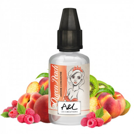 Arôme Concentré Queen Peach - Arômes et Liquides