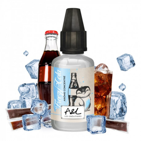 Arôme Concentré Freezy Cola - Arômes et Liquides