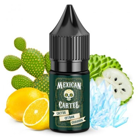 Arôme Concentré Cactus Citron Corossol - Mexican Cartel