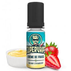 Arôme Crème de Fraise 10 ml Supervape