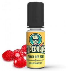 Arôme fraise des bois 10 ml Supervape