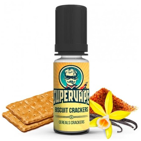 Arôme Biscuit Crackers 10 ml Supervape