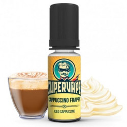Arôme Cappuccino frappé 10 ml Supervape