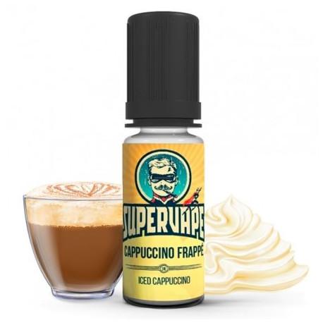 Arôme concentré Cappuccino frappé 10 ml Supervape