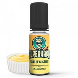 Arôme Vanille Custard 10 ml Supervape