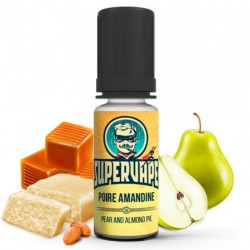 Arôme Poire Amandine 10 ml Supervape