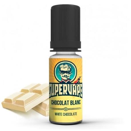 Arôme concentré Chocolat Blanc 10 ml Supervape