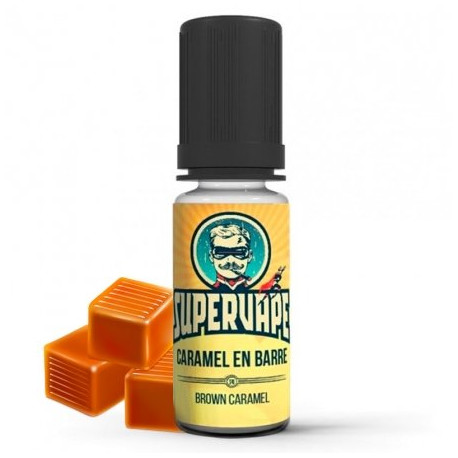 Arôme Caramel en barre 10 ml Supervape