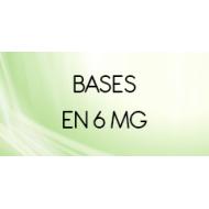 Base pour e-liquide pas cher en 6 mg | Vapote Style