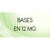 Base nicotine 12 mg -  Liquide nicotinée pour gros fumeur
