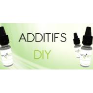 Additifs concentrés pas cher, E Liquides DIY and vape