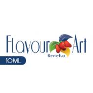 Les arômes Flavour art