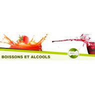 Arôme saveur Boissons & Alcools pour liquide DIY