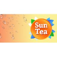 Les concentrés Sun Tea