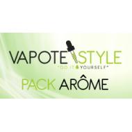 Pack d'arômes DIY Vapote Style (5 fioles de 10 ml)