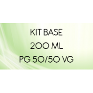 Kit base 200 ML 50/50