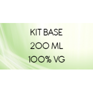 Kit base 200 ML 100% VG
