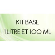 Kit base 1 litre et 100 ml