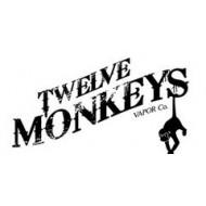 E-liquide Twelve Monkeys, e liquide premium, eliquide fruité