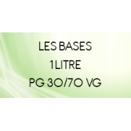Base Vapote Style 30 PG 70 VG en 1 Litre