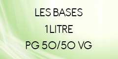 Base 50/50 Vape or Diy