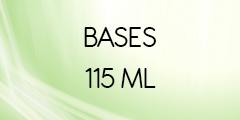 Base neutre ou nicotinée en 115 ml