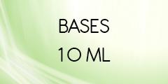 Base et booster de nicotine en 10 ml