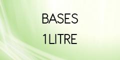 Base 1 Litre pour préparation eliquide