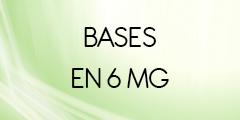 Base nicotine 6 mg
