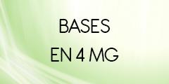 Base nicotine 4 mg
